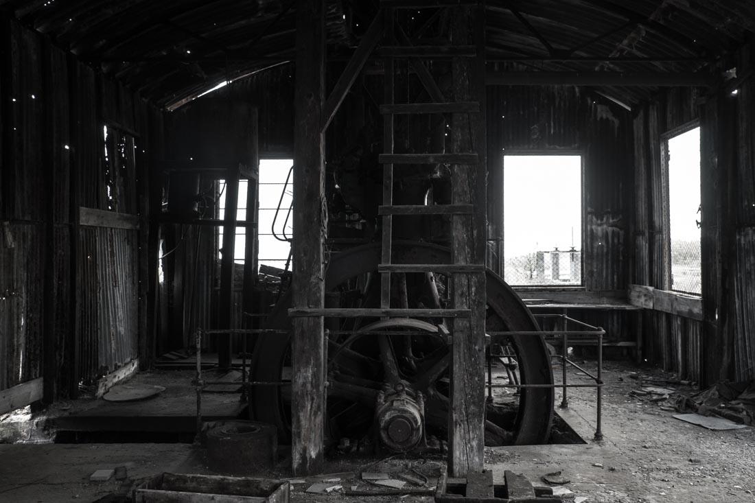 Salt evaporation pond pydna Factory