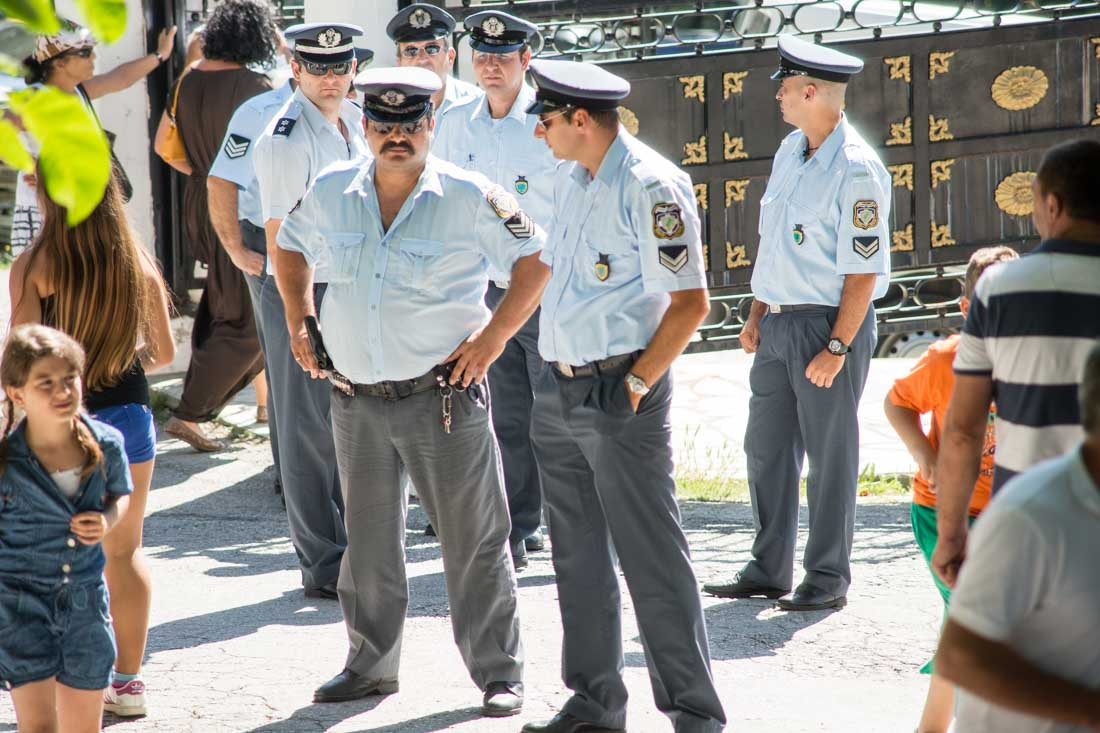 Sumela Monastery Police greece