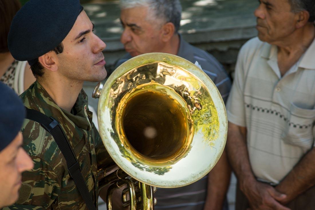 Sumela Monastery Musician Military