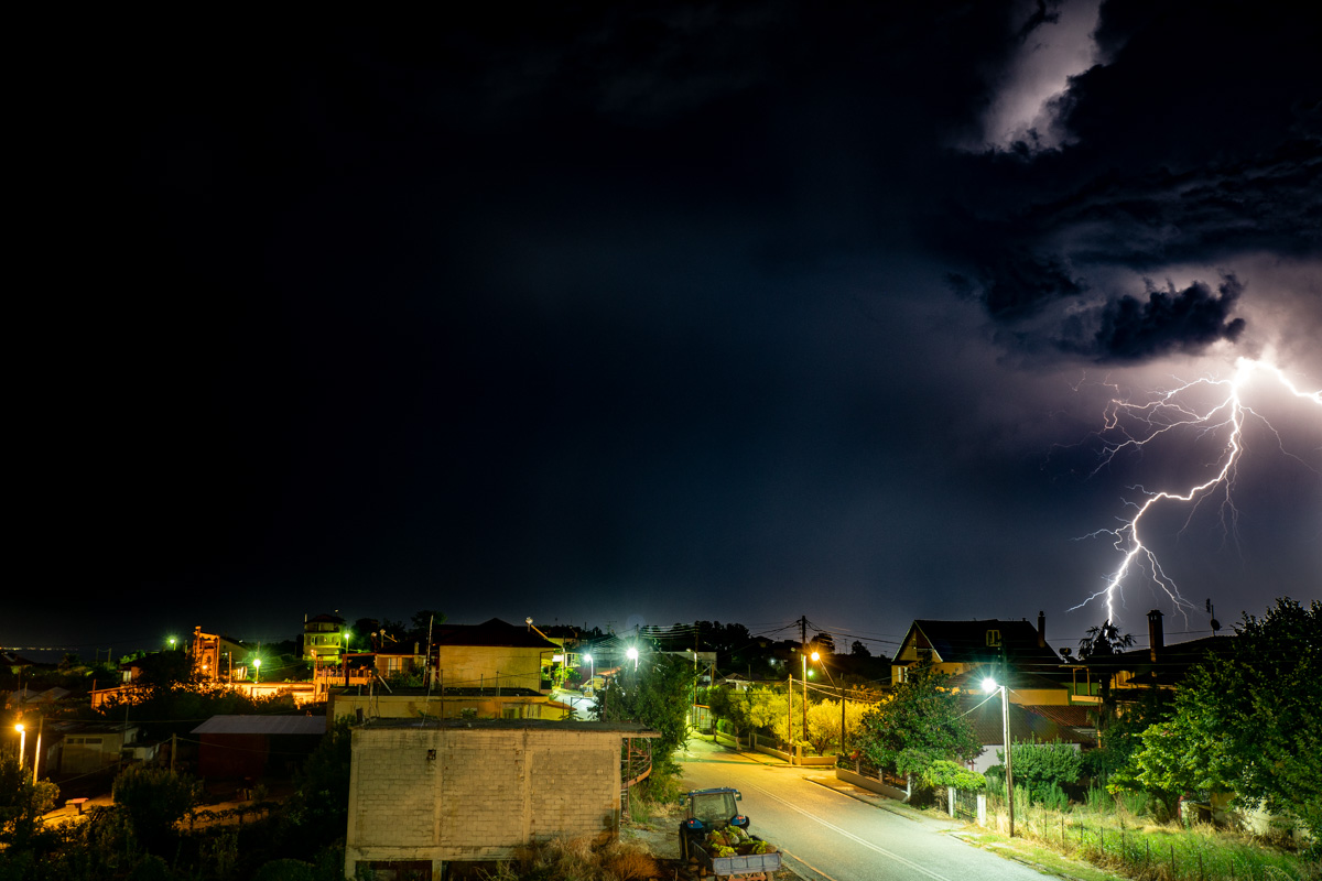 Thunderstorm photos from alonia